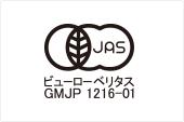 JAS 日本認証サービス GMJP 1216-01