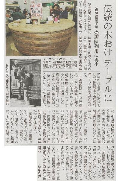 中日新聞【2019年5月6日付】